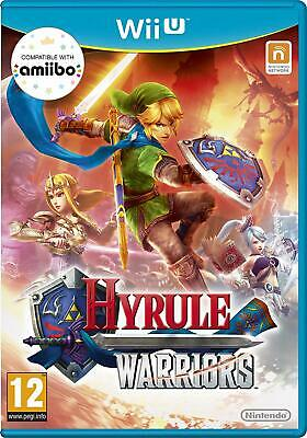 Hyrule Warriors For PAL Wii U (New & Sealed)