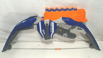 Nerf Stratobow N-Strike Elite (B5574) w/ 12 Dart Arrows
