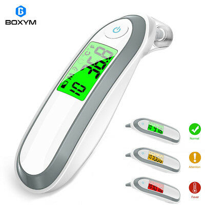 Infrared Digital IR Body Thermometer Forehead Baby Kid Adult Surface Temperature