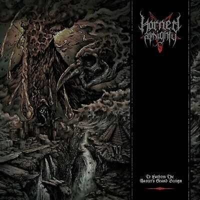 HORNED ALMIGHTY - To Fathom the Master's Grand Design - CD DIGIPACK