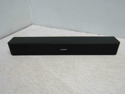 Bose Solo 5 Soundbar Speaker - Black