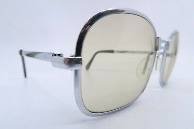 Vintage 60s sunglasses steel Rodenstock mod Tobias made in Germany