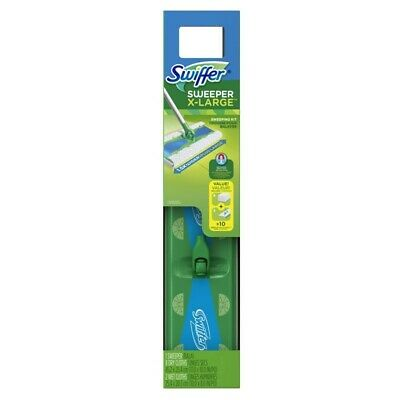 Swiffer 1000587 Sweeper Mop Kit - Extra Large