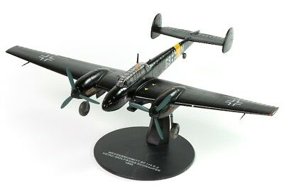 Atlas 1//72 JUNKERS JU-87 G-2 HANS-ULRICH RUDEL 1944 FIGHTERS OF IIWW