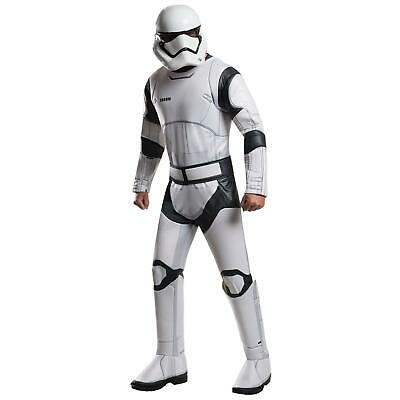 Star Wars: The Force Awakens Deluxe Stormtrooper Costume - Size XL