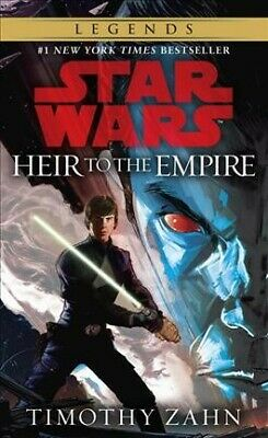 Heir to the Empire, Paperback by Zahn, Timothy, Like New Used, Free shipping ...