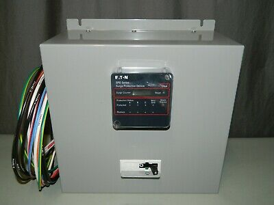 NEW EATON SPD120480Y3M SURGE PROTECTION DEVICE 120kA