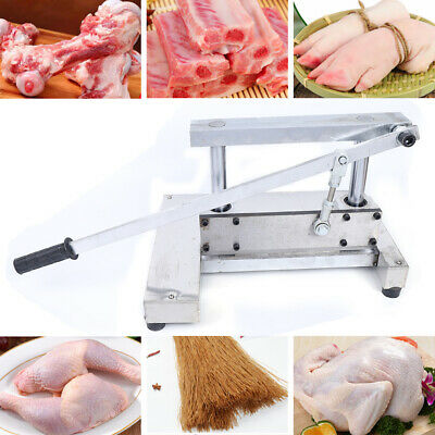 Commercial Bone Saw Machine Cutting Slicer Frozen Fish Meat Bone stainless steel