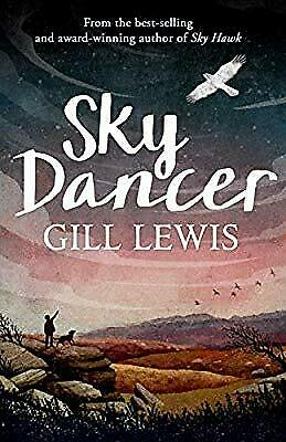 Sky Dancer, Lewis, Gill, Used; Good Book