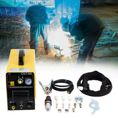 Samger CUT50 Plasma Cutter Digital Inverter 50AMP Compatible & Accessories 220V
