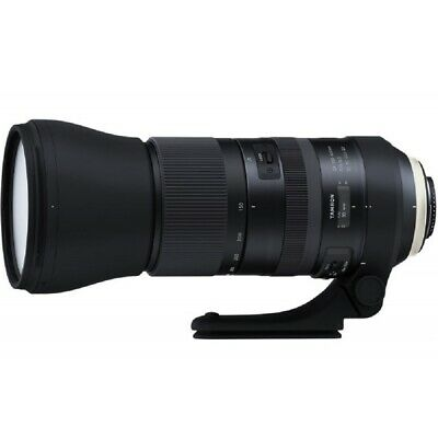 Tamron SP 150-600mm F5-6.3 Di G2 VC USD Lens For Nikon