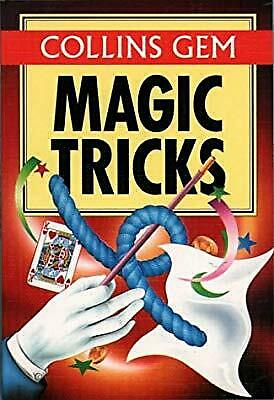 Collins Gem - Magic Tricks (Collins Gems), The Diagram Group, Used; Good Book