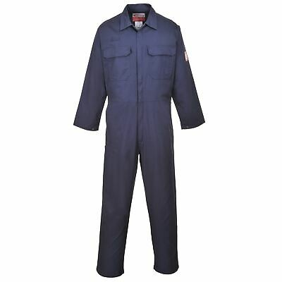 Portwest BizFlame Pro Coverall Overall Boilersuit Flame Resistant Safety