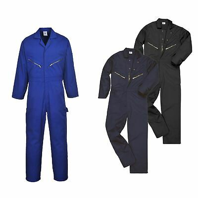 Portwest Boilersuit Coverall Overall Texpel SOS Finish Workwear