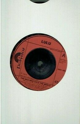 Lulu David Bowie The Man Who Sold The World 45 1973