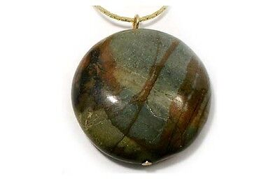 19thC Antique 62ct Nubia Jasper Greek Roman Marc Antony Intaglio Seal Cameo Gem