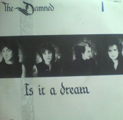 'The Damned- Is it a Dream,1985, 7 inch single