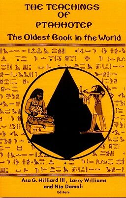 Ancient Egypt Papyrus Wisdom Teachings of Ptahhotep Proverbs World's Oldest Book