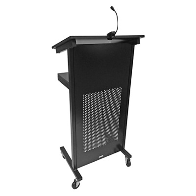 Professional Lectern With Led Light