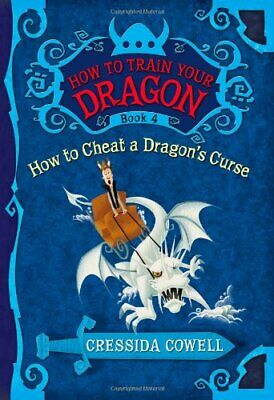 How to Train Your Dragon Book 4: How to Cheat a Dragon's ... by Cowell, Cressida