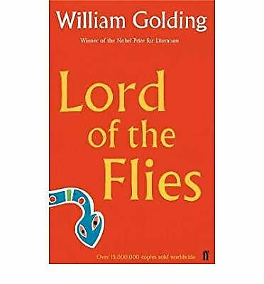 Lord of the Flies, William Golding, Used; Good Book