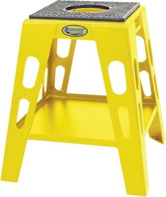 Motorsport Products MX4 Stand Yellow Powder-Coated 94-5017 4101-0372