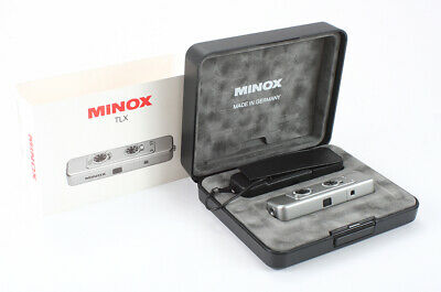 MINOX TLX + DISPLAY CASE, UNRELIABLE AUTO MODE/cks/196149