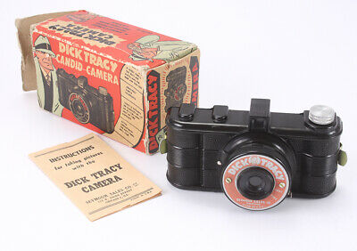 SEYMOUR SALES DICK TRACY, USES 127 FILM, BOXED/cks/189181