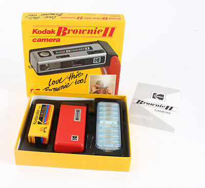 KODAK AUSTRALASIA BROWNE II, BOXED, USES 110 FILM/cks/207951
