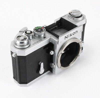 Nikon F Chrome Body, Engraved/209526