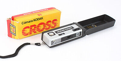 KODAK MEXICO CROSS, USES 110 FILM, BOXED/cks/199054