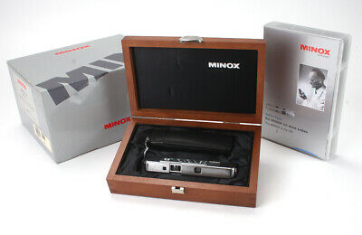 MINOX CLX SPECIAL EDITION, BOX AND DISPLAY CASE/cks/189284