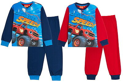 FAB BOYS SPIDERMAN FLEECE HOODED TWOSIE PYJAMAS LOUNGE SET AGE 4-9