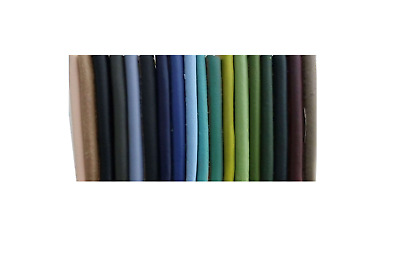 Leather edge paint dense matte finish various colours Water based 50 ml Fenice