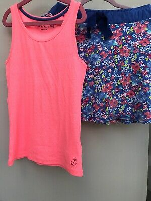 Girls 2 Piece Skirt Vest Top Outfit Next Age 12 Years