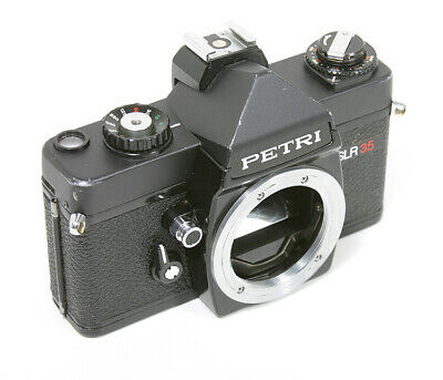 Petri Slr 35 Black Body/143608