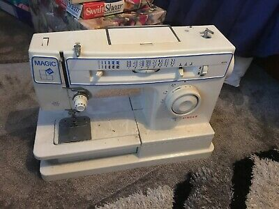 Singer Magic 34 8234 Sewing Machine Untested Selling Parts/spares
