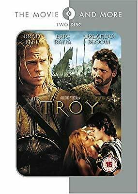Troy : The Movie & More (2 Disc Special Edition) [2004] [DVD], , Used; Good DVD
