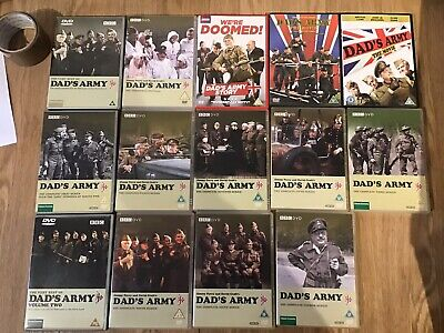 Dads Army Dvd Complete Collection