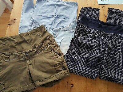 Maternity Clothes Size 6-8 X3