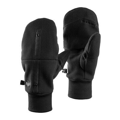 Mammut Shelter Glove Black Shooting Hunting