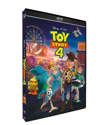 Toy Story 4 Dvd set Brand new Shipping First Class Fast