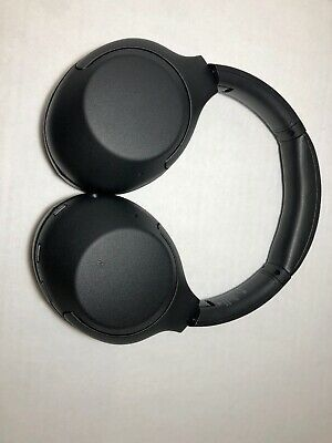 Sony WH-XB900N Extra Bass Bluetooth Wireless Noise Canceling Headphones  - Black