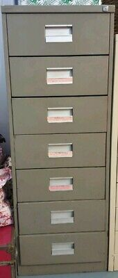 Filing cabinet 7 Drawer