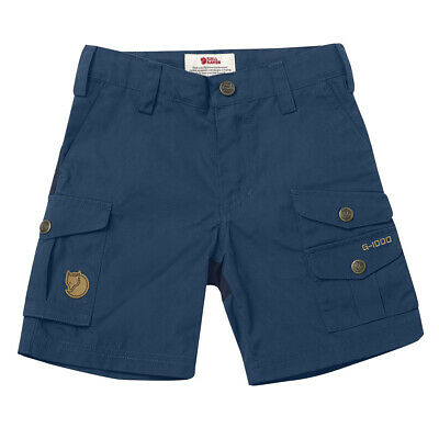 Fjallraven Kids Vidda Shorts Uncle Blue - SALE!