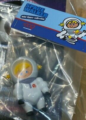 Konatsuya KING NEGORA Halloween Clear Orange Ver 7.5in sofubi figure cat konatsu