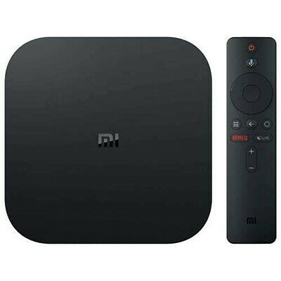 Xiaomi Mi TV Box S 4K HDR TV Box 4 Media Player Receiver 8.1 Ultra HD 8G Android