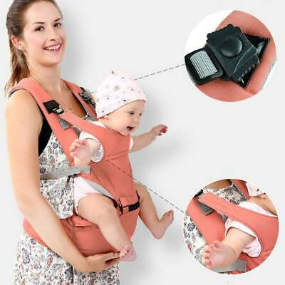 New Ergonomic Adjustable Baby Infants Carrier Hip Seat Stool Wrap Sling Backpack