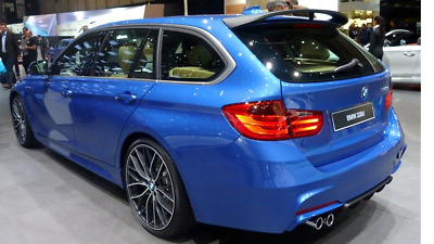 Bmw 3 F31 Performance Roof Spoiler