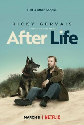 Ricky Gervais afterlife season 1